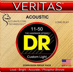 Dr Veritas VTA-11 Acoustic Guitar Strings