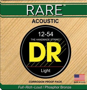DR Rare RPM-12 Acoustic Guitar Strings