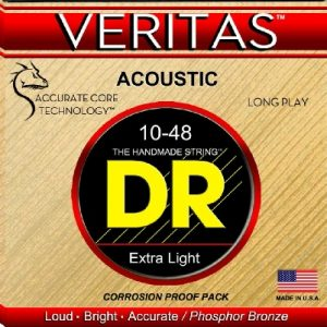 Dr Veritas VTA-10 Acoustic Guitar Strings